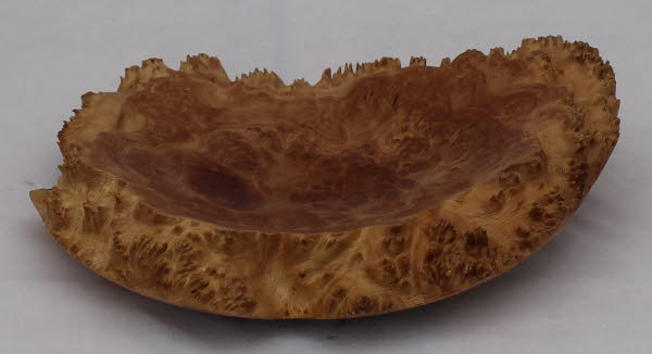 Red Malee Burr 6 x 1 1/2