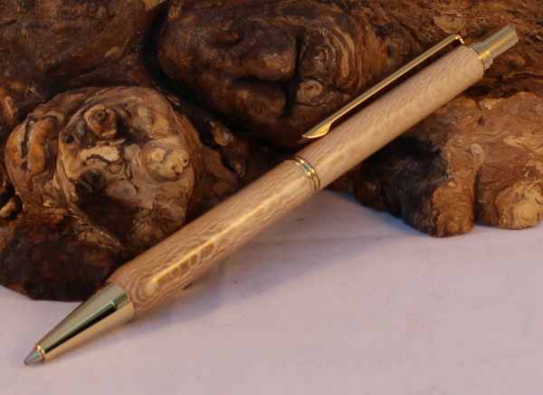 Pen 409 Pencil Lacewood