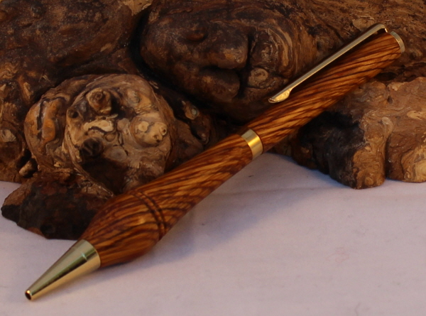 Pen 412 Pencil Laminated