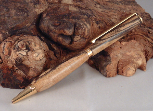 pen 229 Spalted Sycamore